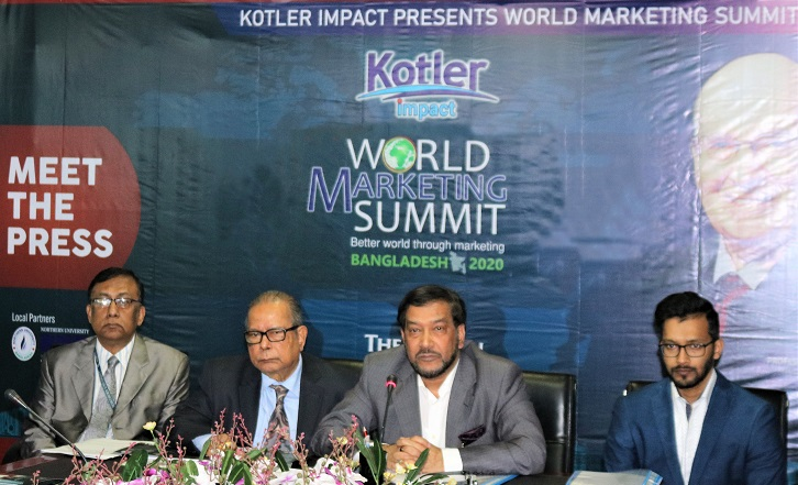 Philip Kotler's E-World Marketing Summit 2020 in November