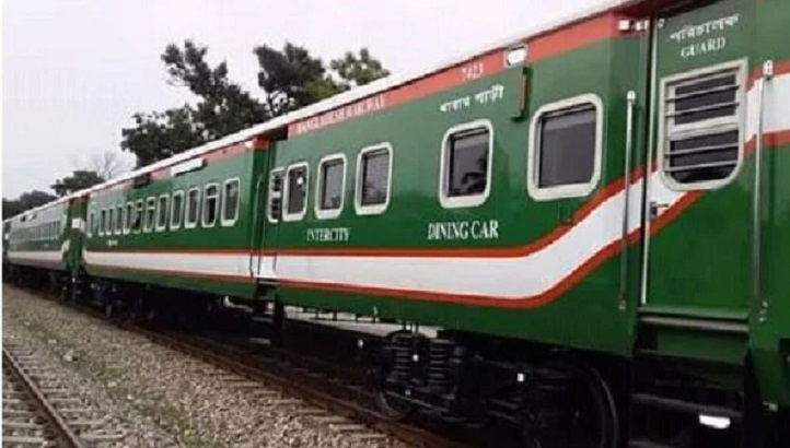 Dhaka's rail communication with North snapped