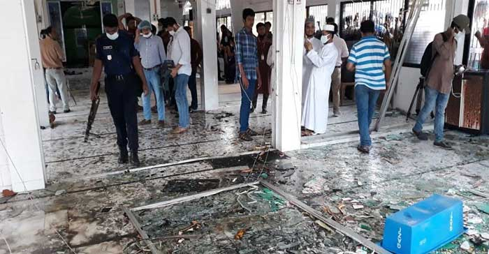 Two more victims of Narayanganj mosque blast die; death toll now 33