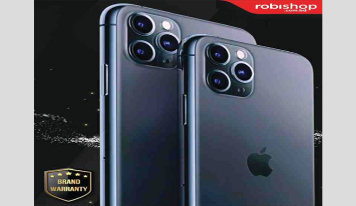 Robishop offers up to Tk 10,000 discount on iPhone 11 Pro