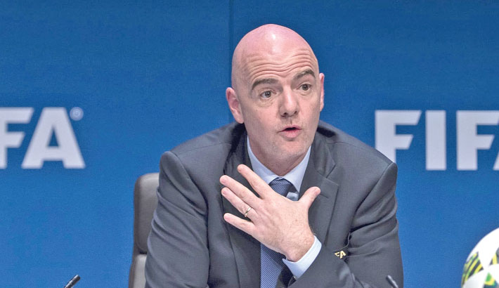'FIFA purged of toxic corruption'