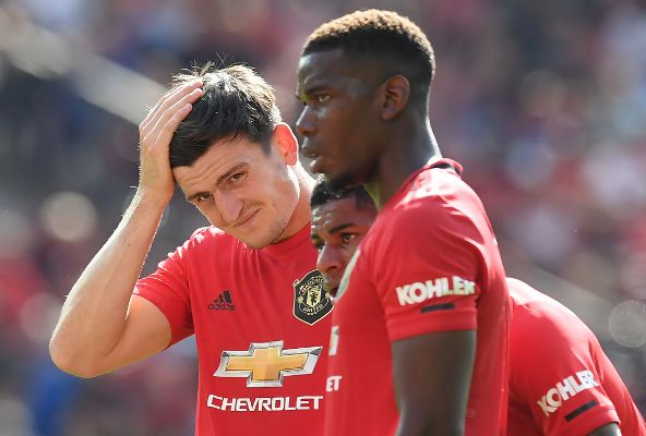 Zaha double hands Man Utd dreadful Premier League start