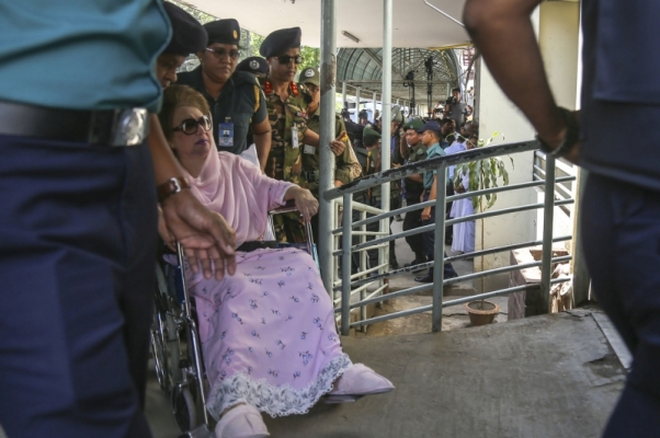 SC upholds HC's order halting trial of 4 more cases against Khaleda