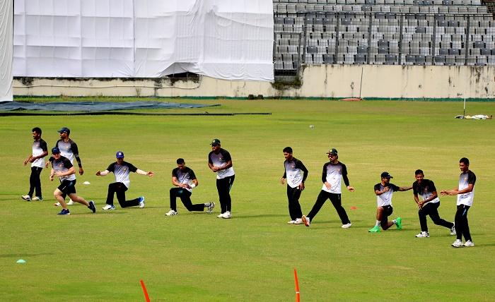 Tigers' skill camp starts