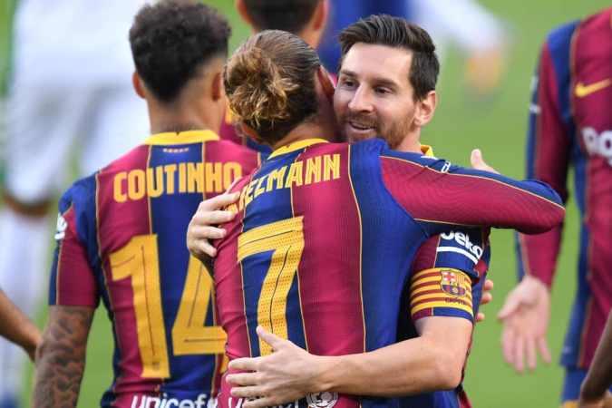 Barcelona edge past Elche to claim Joan Gamper Trophy