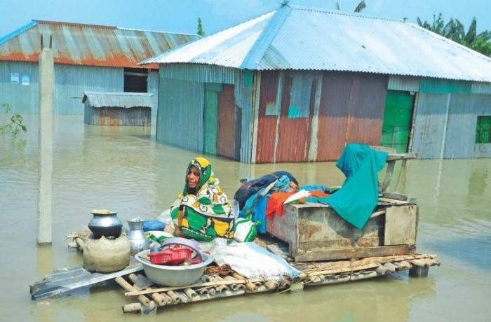 HKSAR govt grants $881,000 for flood relief in Bangladesh
