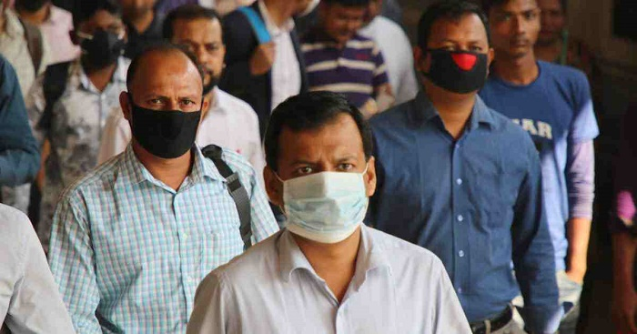 Govt takes hard line on mask rule violators
