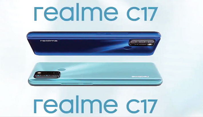 realme C17 handset hits local mkt