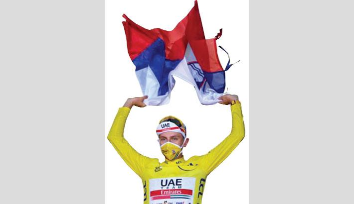 Pogacar secures Tour de France title