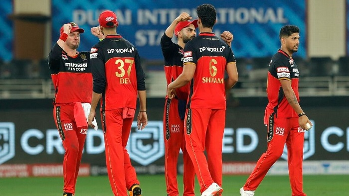 IPL: Royal Challengers beat Sunrisers by 10 runs
