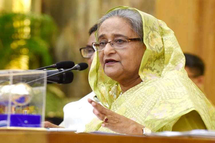 Prime Minister Sheikh Hasina's write-up on climate published in The Guardian