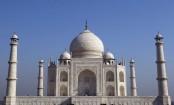Eerily empty India's Taj Mahal after longest shutdown
