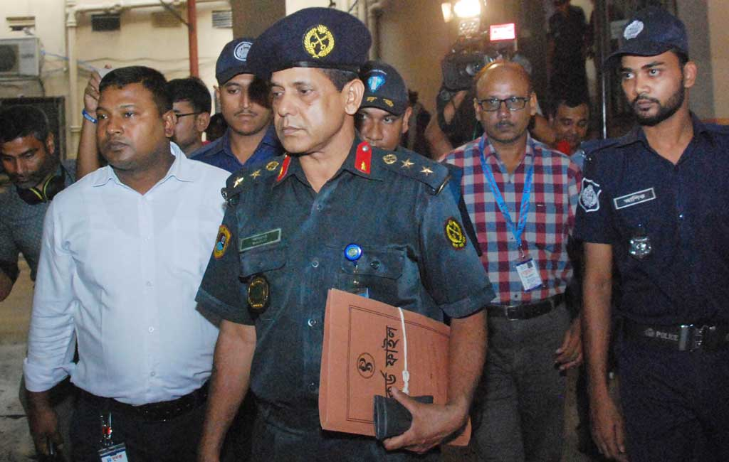 Court orders confiscation of ex-DIG prison Bazlur Rashid's property