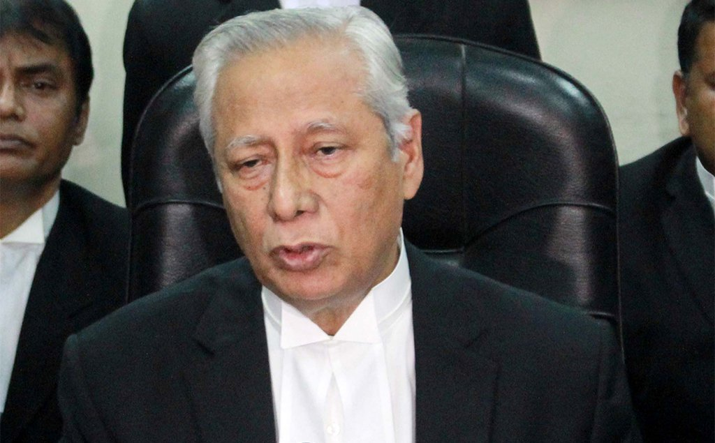 Attorney General Mahbubey Alam in critical condition