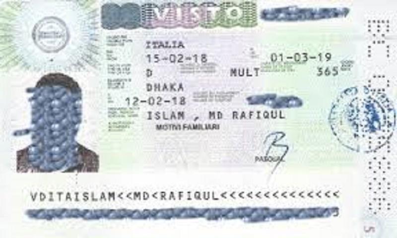 Italian Embassy resumes re-entry visa process