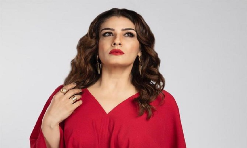Raveena Tandon on bollywood drug probe: High time for clean up
