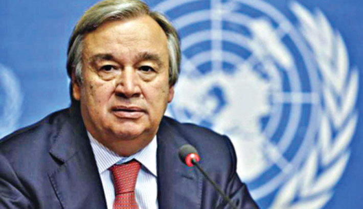 UN chief warns against 'new Cold War'