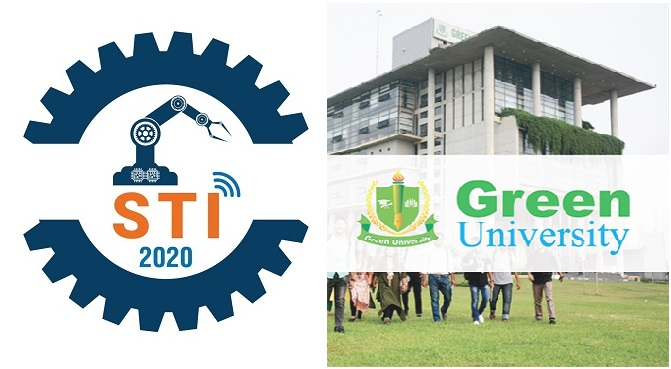 Int'l Conference on STI 4.0 to be held at Green University