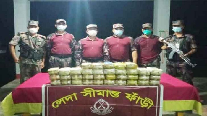 3.5 lakh yaba tablets recovered in Cox's Bazar