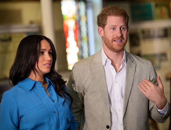 Prince Harry urges Americans to 'vote against hate'