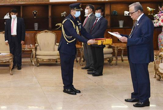 New envoys of Sweden, Spain, Norway present credentials