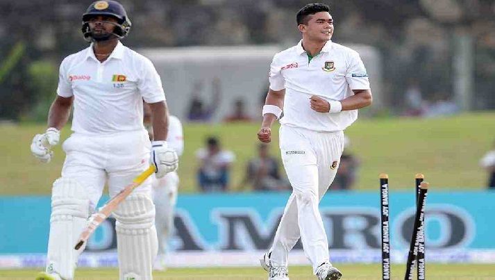 Taskin Ahmed in search of his next version