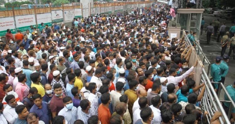 Saudi govt agrees to extend visas for Bangladeshis: FM