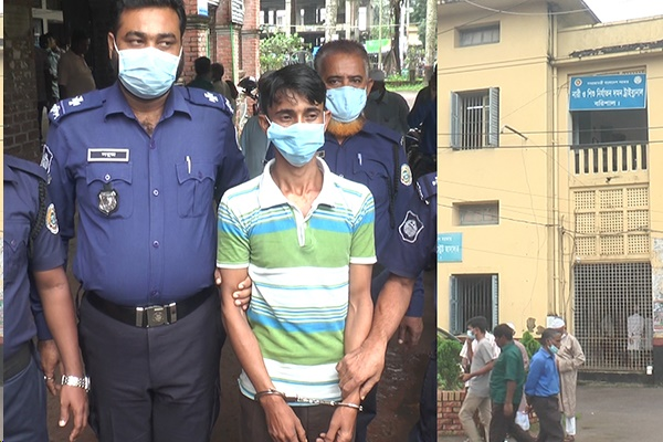 Man gets death for killing wife in Barishal