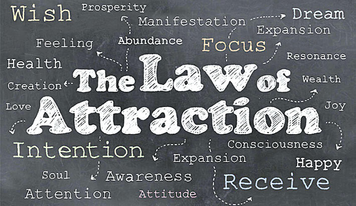 Learn and Live the Law of Attraction
