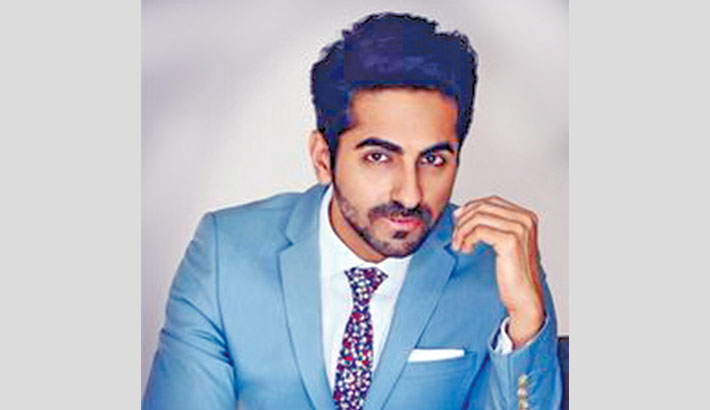 Ayushmann on Time's 100 most influential list