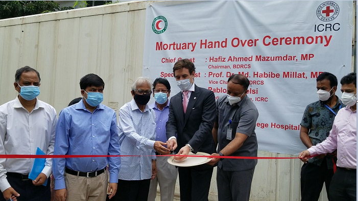 Holy Family hospital launches 40-bed modern mortuary