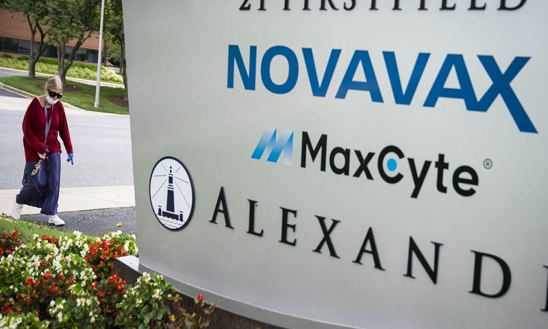 Novavax enters late-stage clinical trials