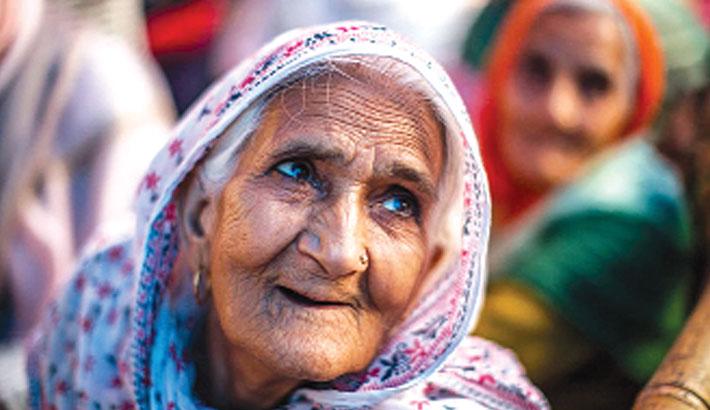 India celebrates grandmother on Time's icon list