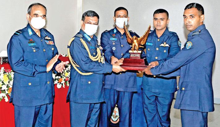 BAF certificate award ceremony held