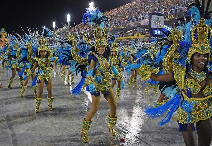 Rio postpones world-famous carnival over Covid-19