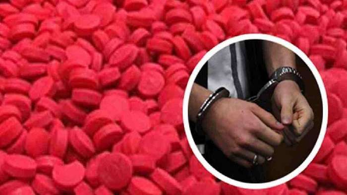 3 held with 13000 yaba pills in city
