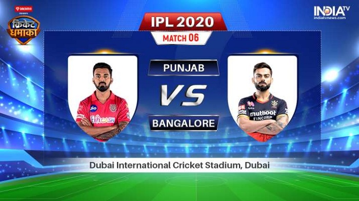 IPL: Kings XI Punjab beat Royal Challengers Bangalore by 97 runs