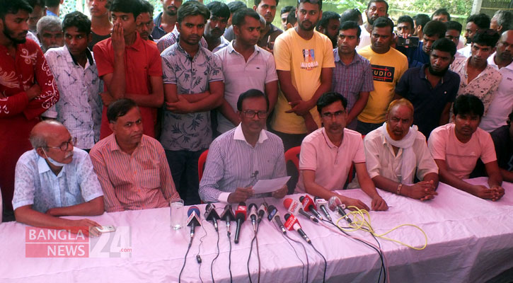 Pabna-4 by-polls: BNP candidate Habib demands re-election