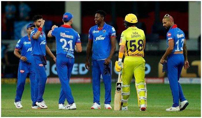 Delhi Capitals register 2nd win in IPL 2020