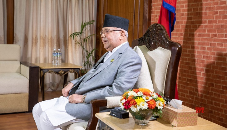 Nepal PM pushes for convention on int'l terrorism