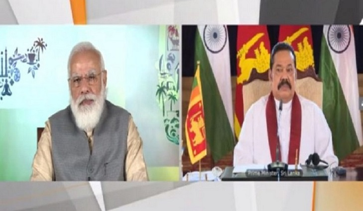 Lankan PM extends gratitude to India for providing support to world amid corona