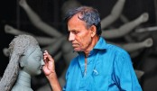 Pandemic hits idol sculptors