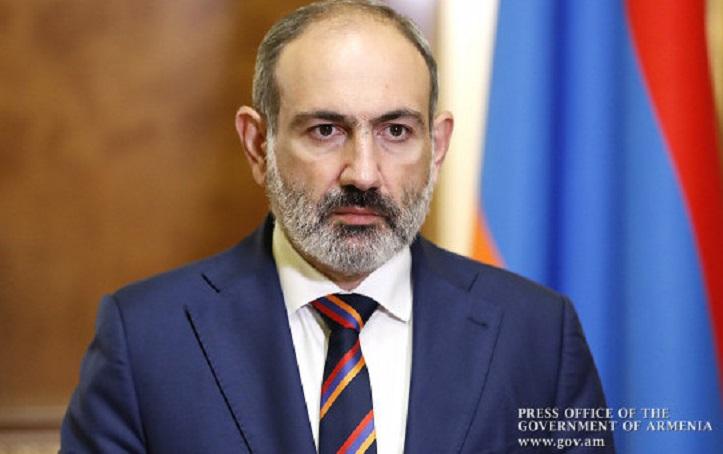 Azerbaijan has 'declared war' on Armenian people: Armenia PM