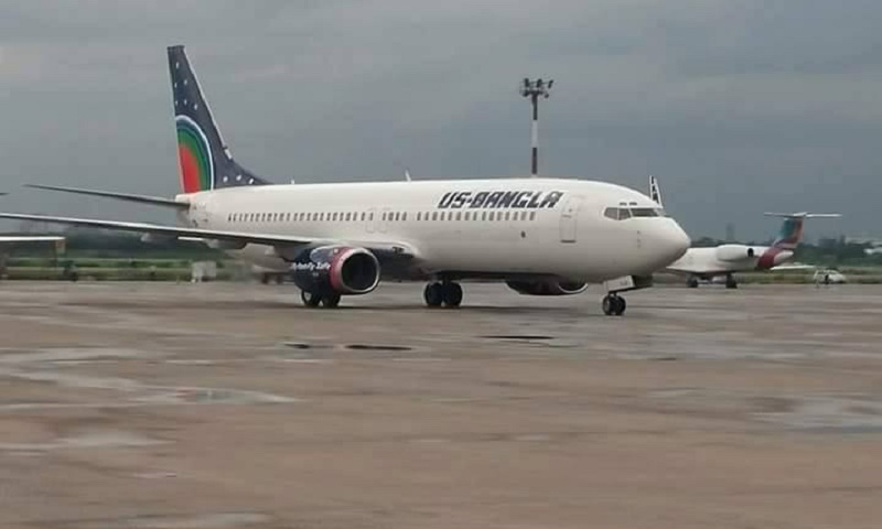 US-Bangla resumes Muscat flights from Oct 1