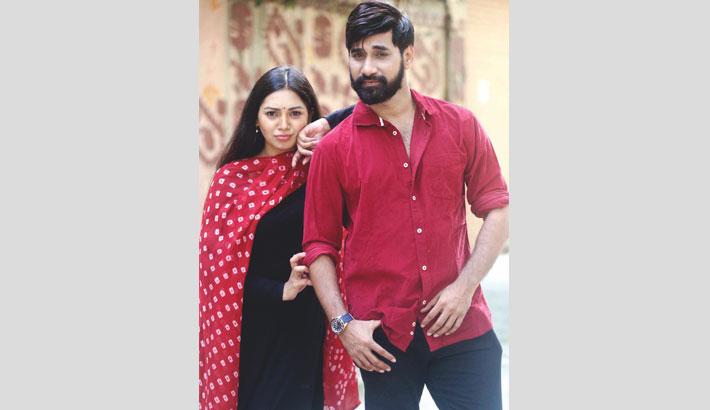 Shajal, Prova's 'Easy Love Busy Mon'