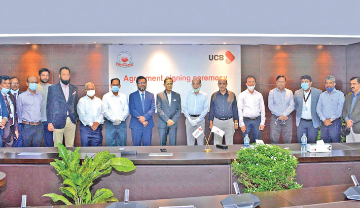 UCB signs deal with Monipur High School