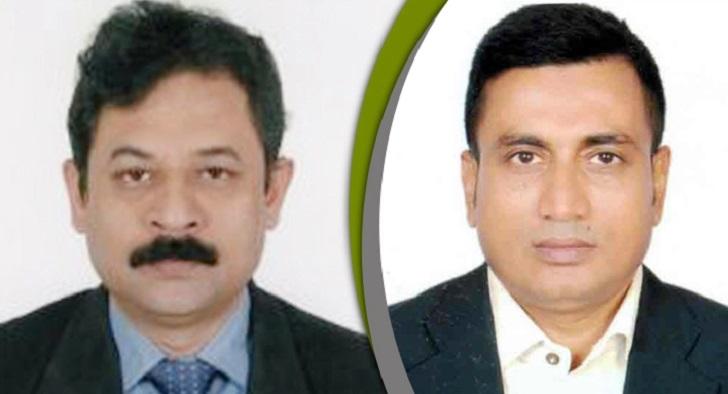 Chapainawabganj, Shariatpur get new DCs