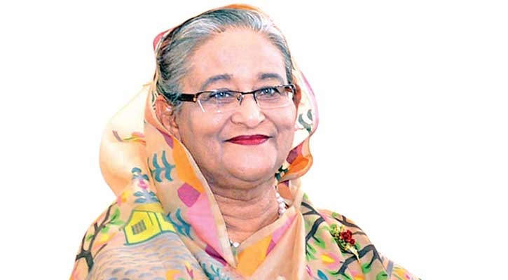 Chinese Communist Party greets Hasina on her birthday