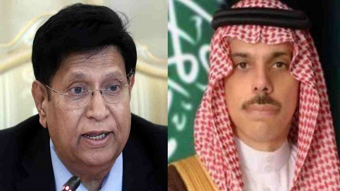 Momen requests Saudi authorities to allow more flights from Dhaka