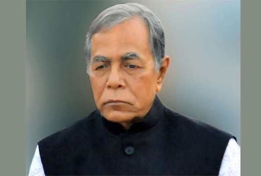 President mourns death of AG Mahbubey Alam